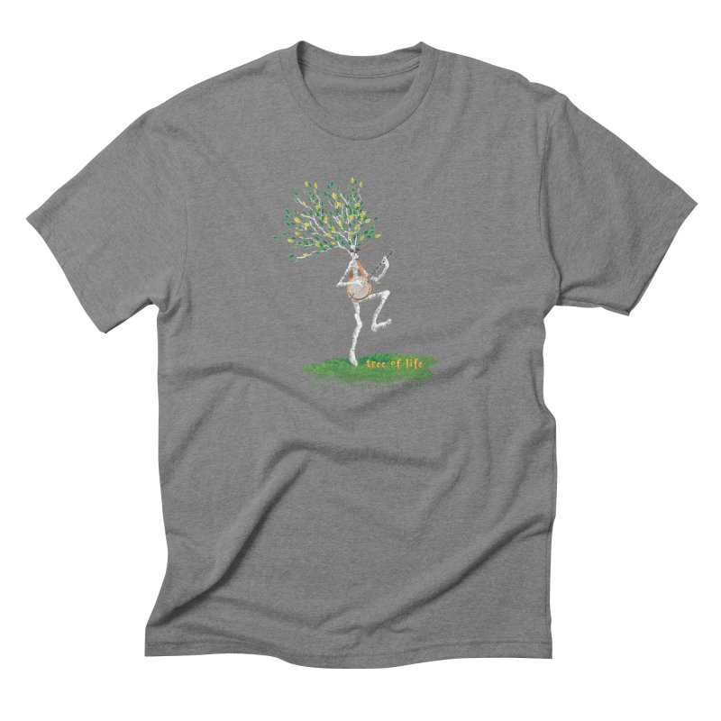Tree of Life Men's T-Shirt by Family Tree Artist Shop