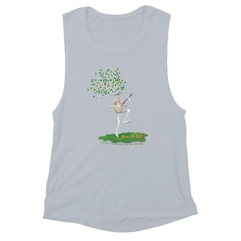 Tree of Life Women's Tank by Family Tree Artist Shop