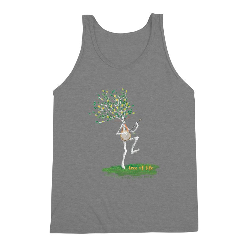 Tree of Life Men's Tank by Family Tree Artist Shop