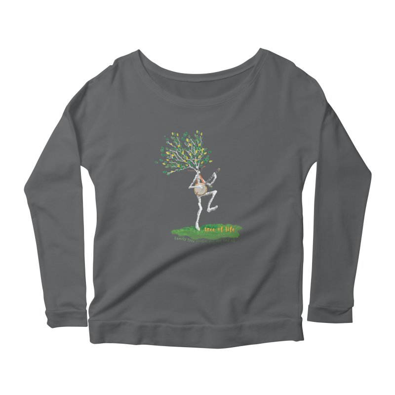 Tree of Life Women's Longsleeve T-Shirt by Family Tree Artist Shop