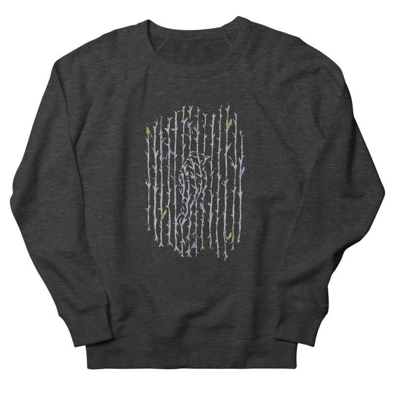 Treebird Men's Sweatshirt by LStrider