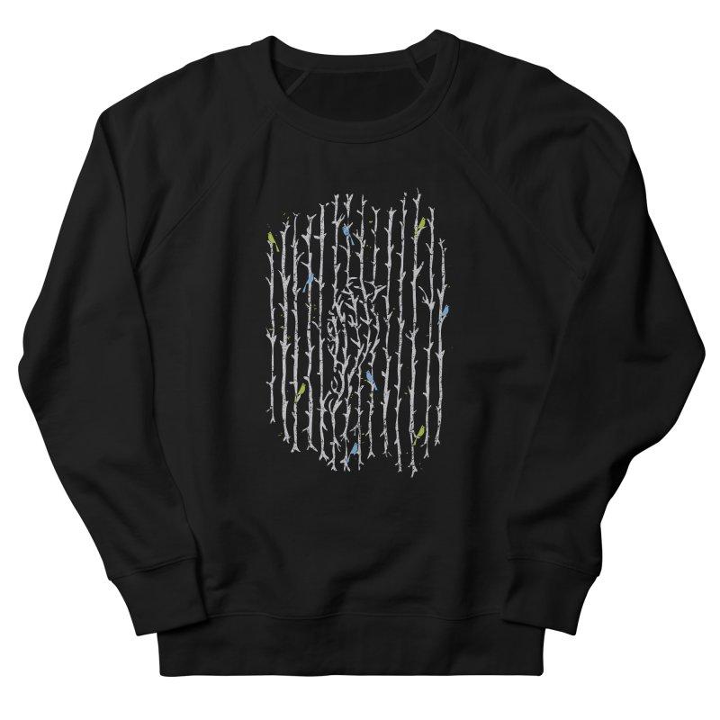 Treebird Men's Sweatshirt by LStrider