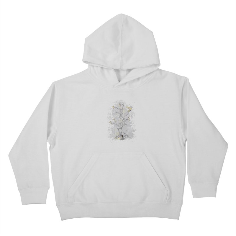 Home Confinement Kids Pullover Hoody by LStrider