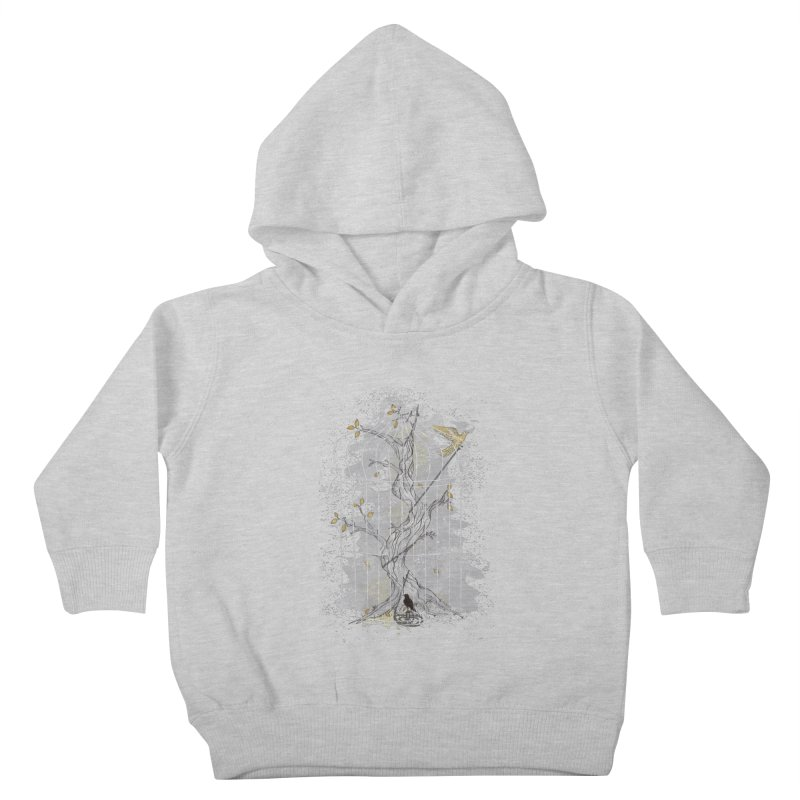 Home Confinement Kids Toddler Pullover Hoody by LStrider