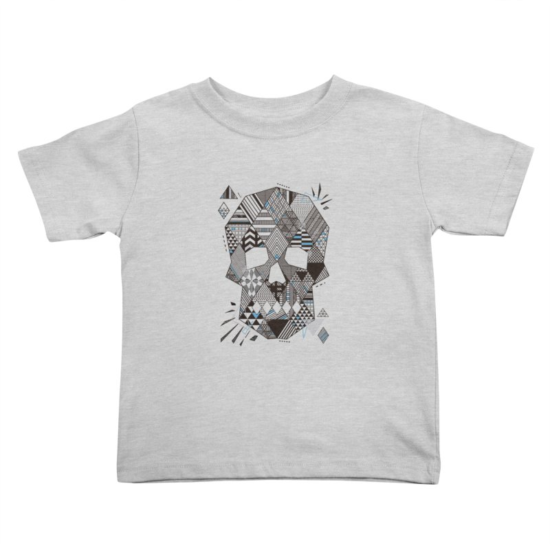 Geometric Soul Kids Toddler T-Shirt by LStrider