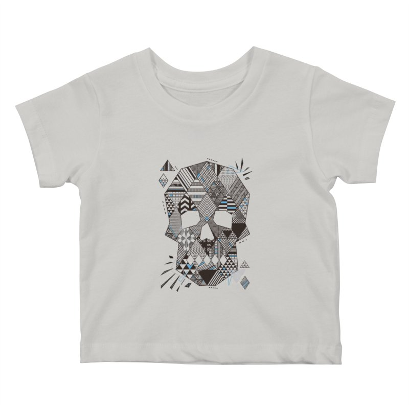 Geometric Soul Kids Baby T-Shirt by LStrider