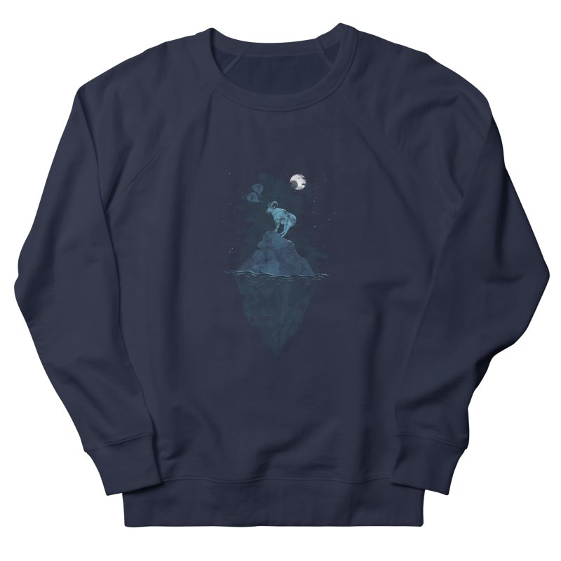 Lost Goat Men's Sweatshirt by LStrider