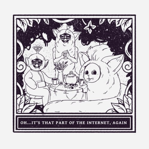 Design for That part of the Internet