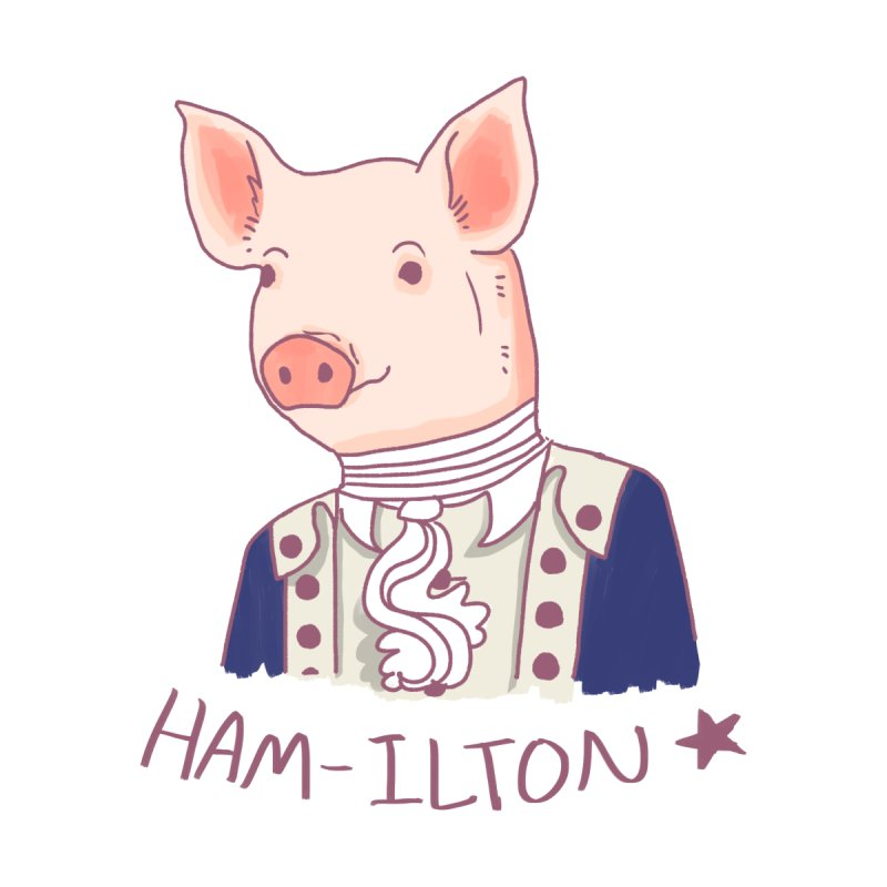 Luciddreame Hamilton Pig Home