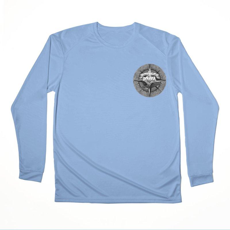 Sapere Aude (Fancy Medallion) Men's Longsleeve T-Shirt by The Luciferian Dominion
