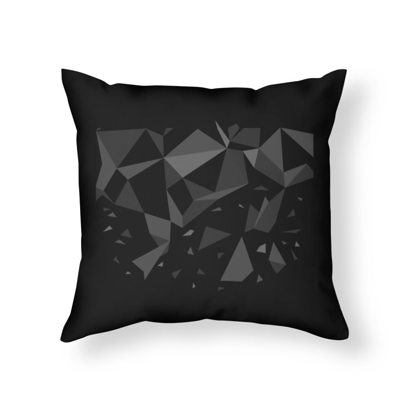 Decadence Home Throw Pillow by John Lucke Designs