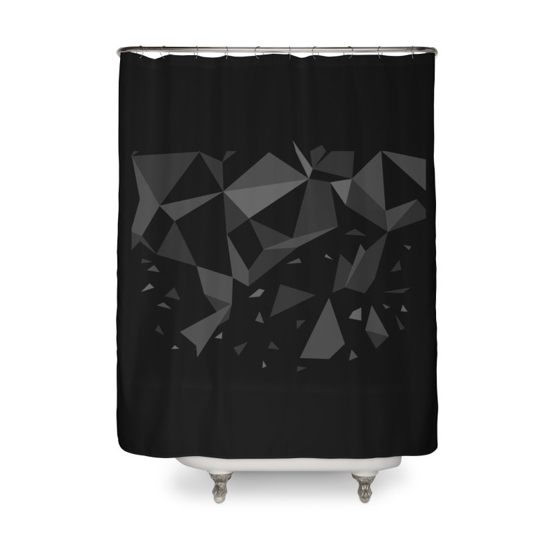 Decadence Home Shower Curtain by John Lucke Designs