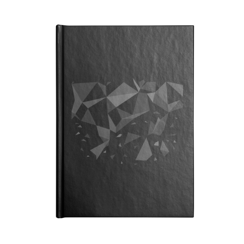 Decadence Accessories Notebook by John Lucke Designs