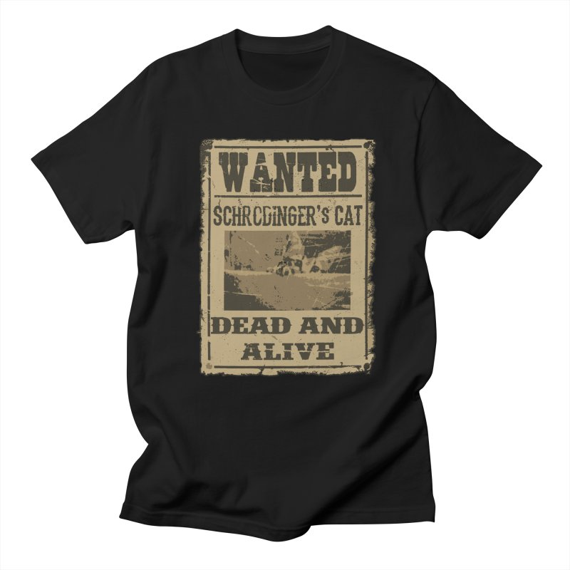 Dead And Alive Men's T-shirt by John Lucke Designs