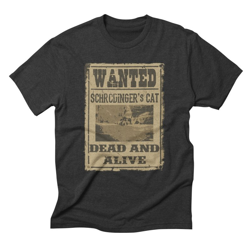 Dead And Alive Men's Triblend T-Shirt by John Lucke Designs