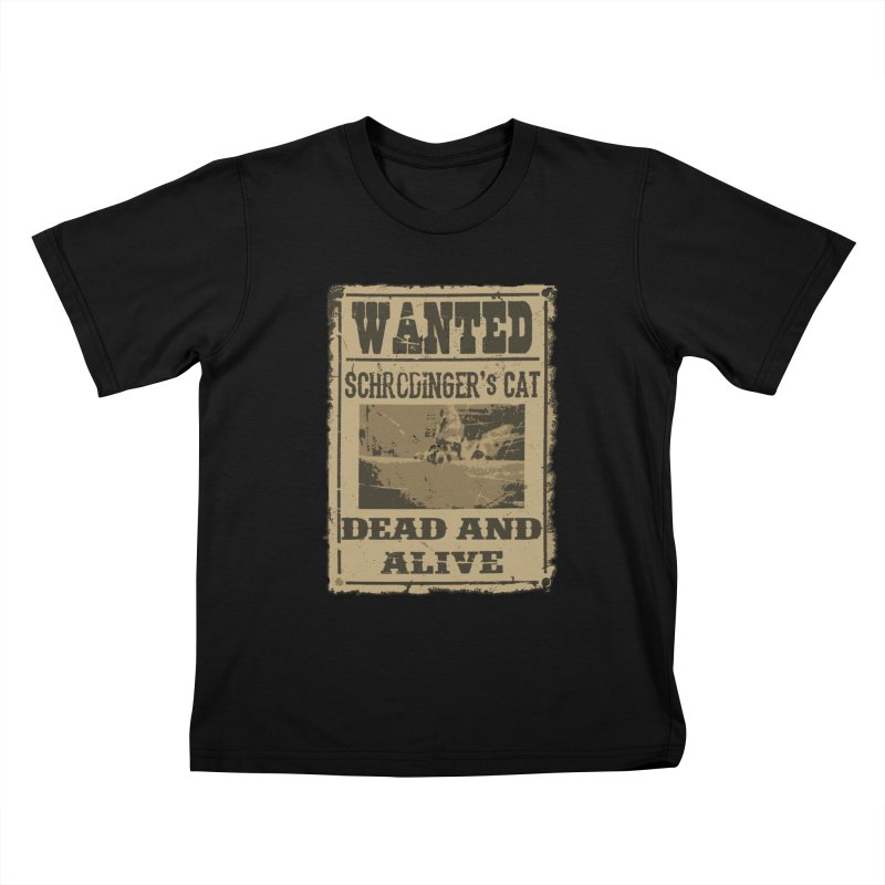 Dead And Alive Kids T-shirt by John Lucke Designs