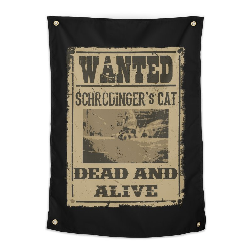 Dead And Alive Home Tapestry by John Lucke Designs