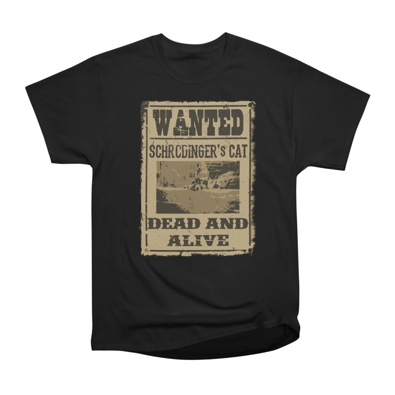 Dead And Alive Women's Heavyweight Unisex T-Shirt by John Lucke Designs
