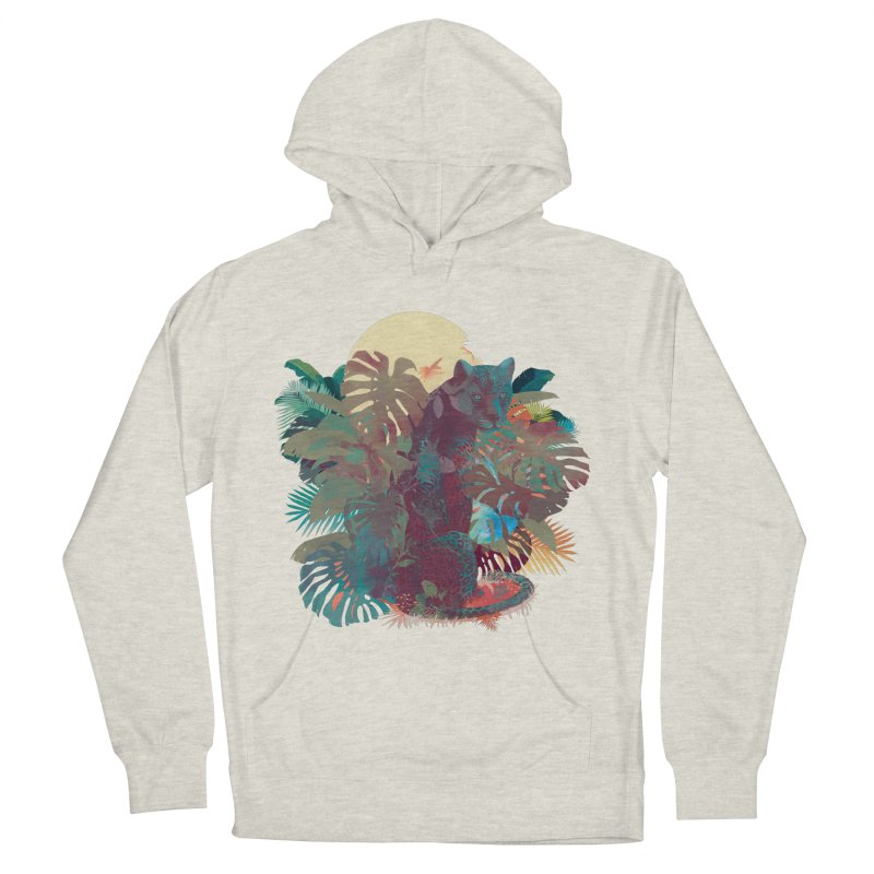 Panther Square Women's Pullover Hoody by ludovicjacqz's Artist Shop
