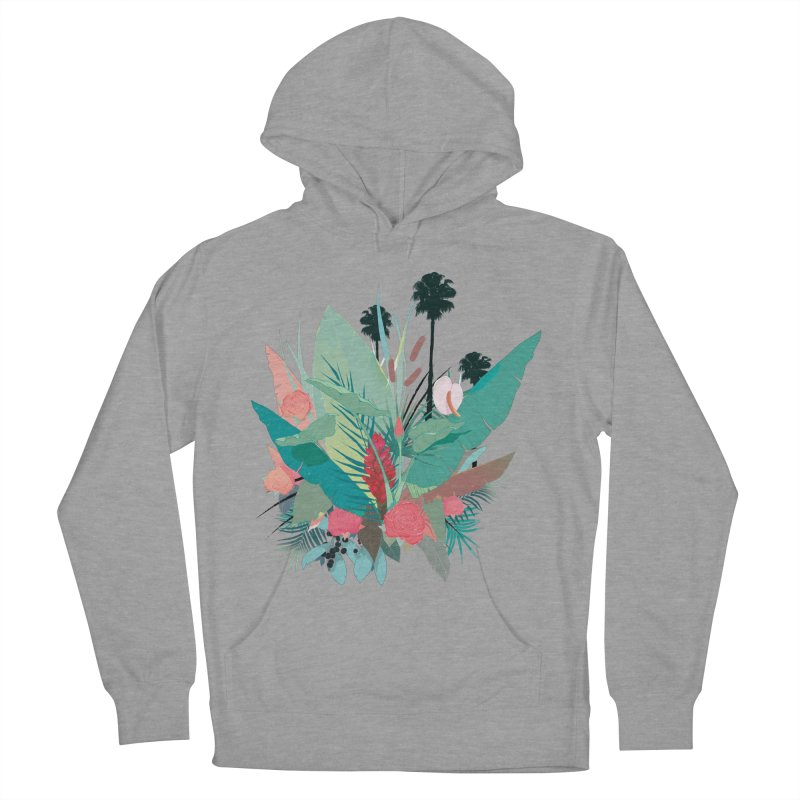 Palm Spings Men's Pullover Hoody by ludovicjacqz's Artist Shop