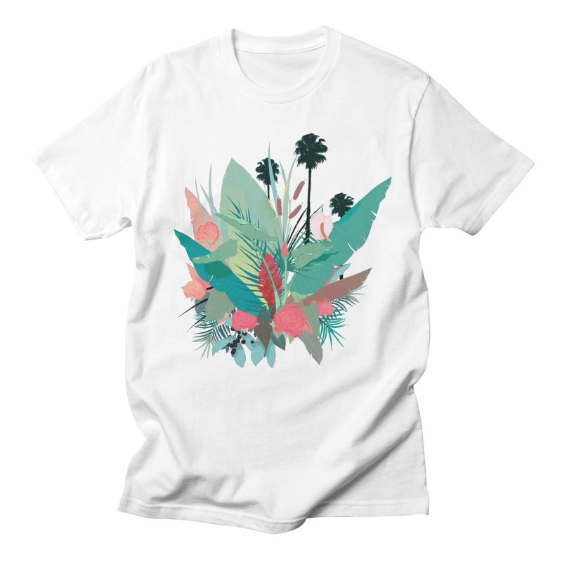 Palm Spings Men's T-Shirt by ludovicjacqz's Artist Shop
