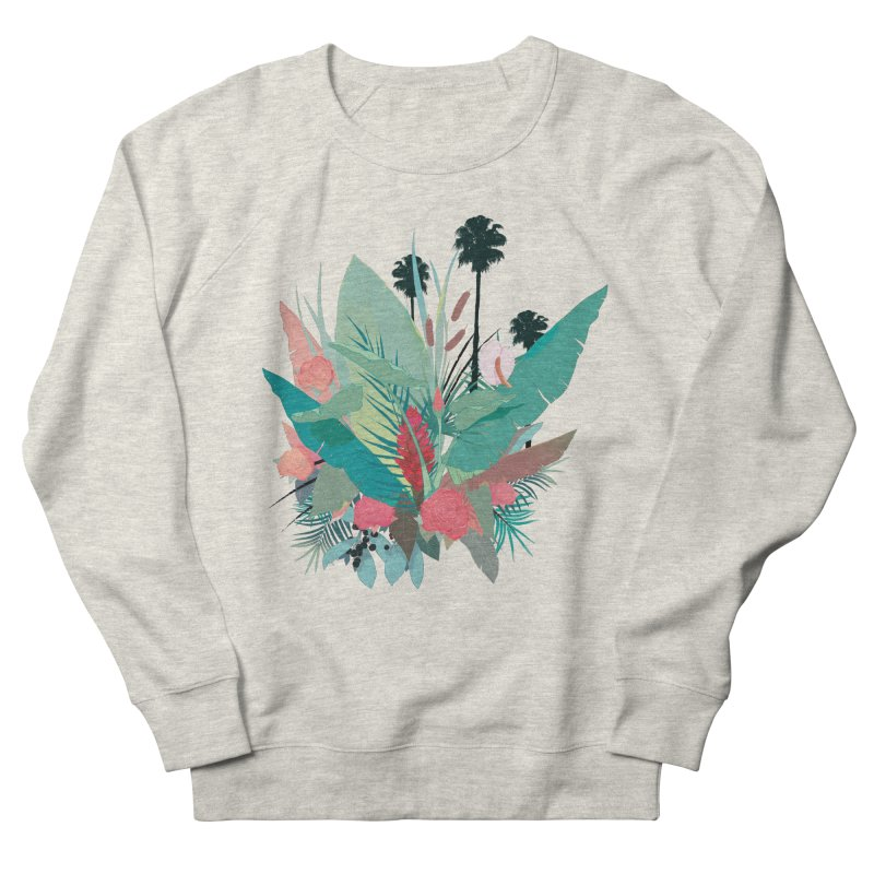 Palm Spings Women's Sweatshirt by ludovicjacqz's Artist Shop