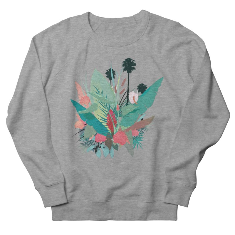 Palm Spings Men's Sweatshirt by ludovicjacqz's Artist Shop