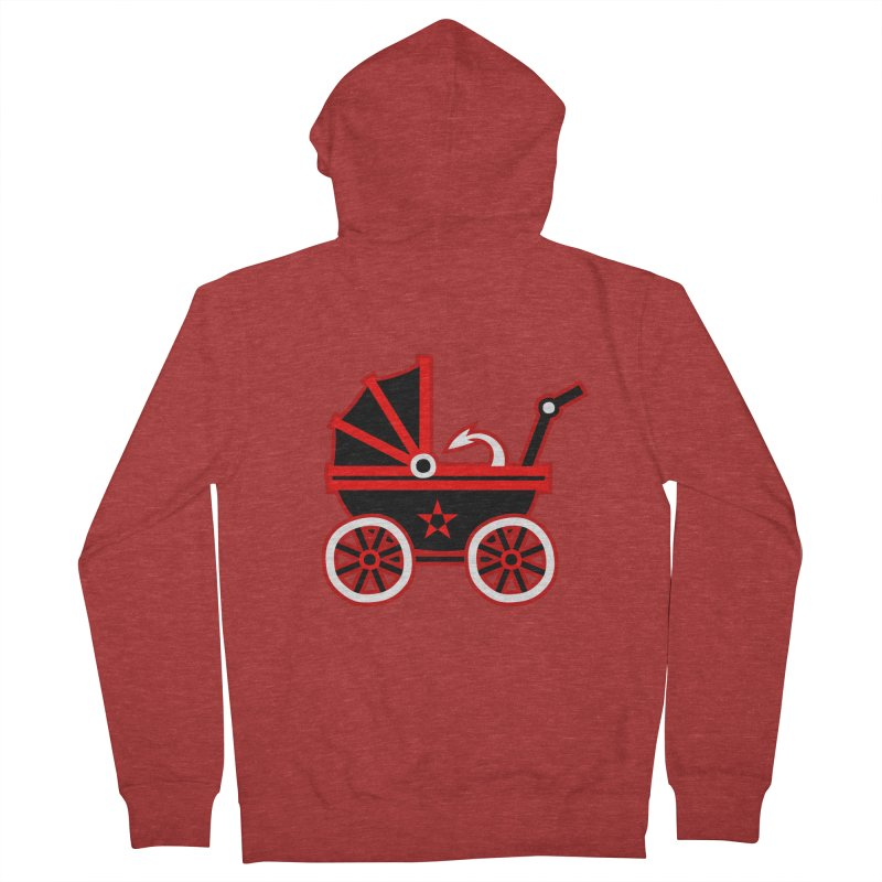 Rosemary's Baby Men's Zip-Up Hoody by luisd's Artist Shop