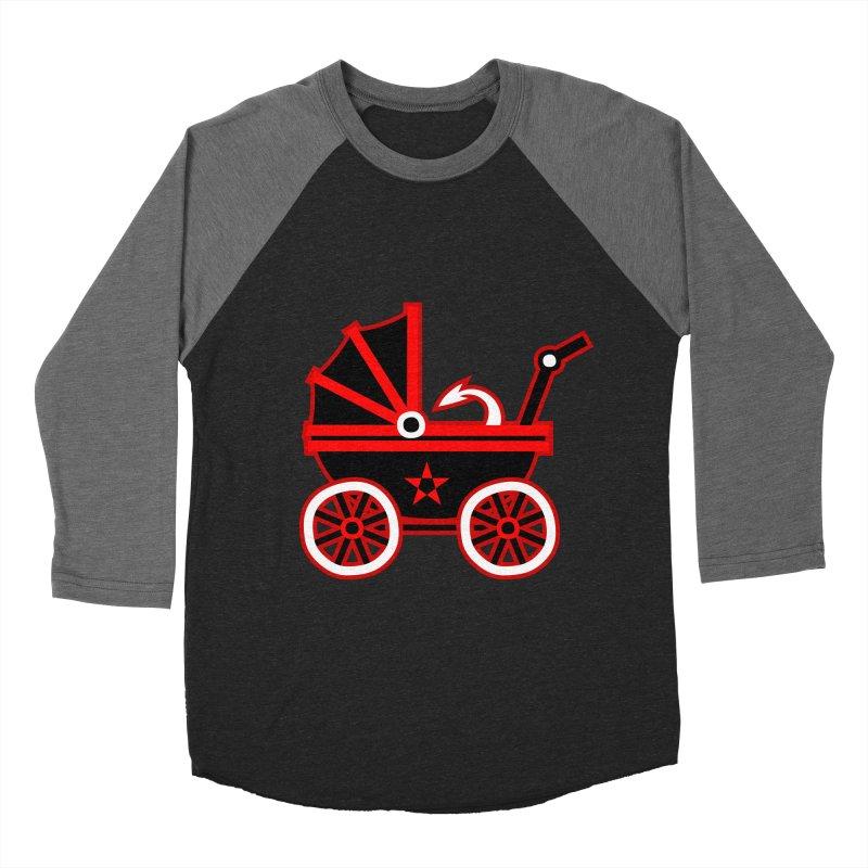 Rosemary's Baby Men's Baseball Triblend T-Shirt by luisd's Artist Shop