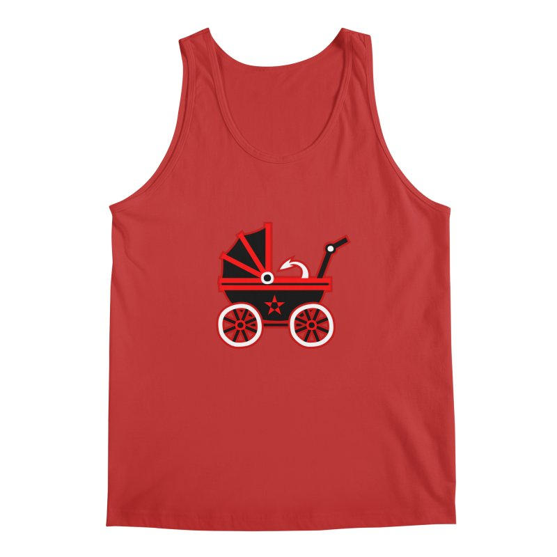 Rosemary's Baby Men's Tank by luisd's Artist Shop