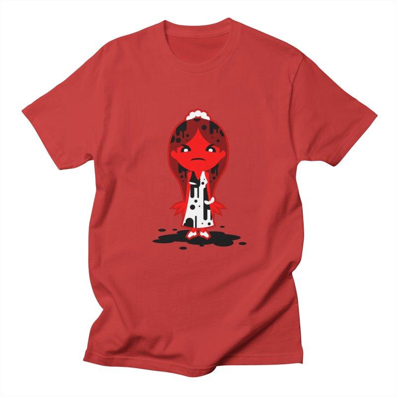 Carrie. Men's T-Shirt by luisd's Artist Shop