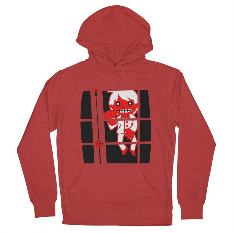 Let me in. Men's Pullover Hoody by luisd's Artist Shop