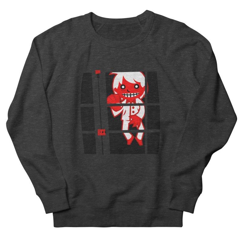 Let me in. Men's Sweatshirt by luisd's Artist Shop