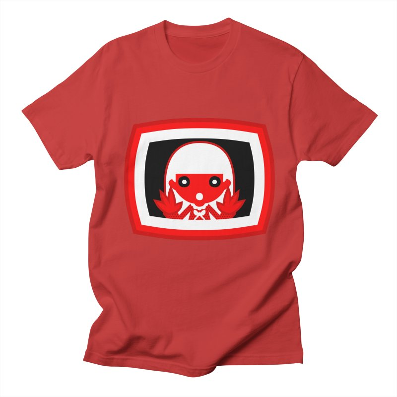 Poltergeist. Men's T-Shirt by luisd's Artist Shop