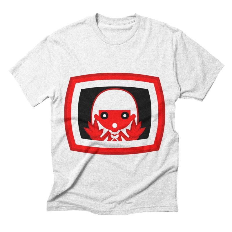 Poltergeist. Men's Triblend T-shirt by luisd's Artist Shop