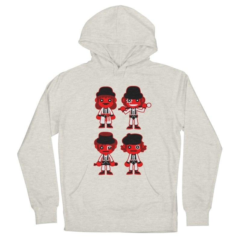 A Clockwork Orange. Men's Pullover Hoody by luisd's Artist Shop