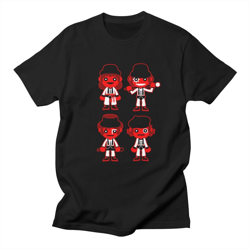 A Clockwork Orange. Men's T-shirt by luisd's Artist Shop