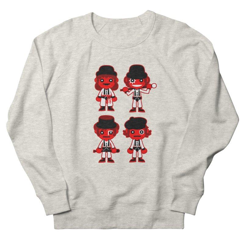 A Clockwork Orange. Men's Sweatshirt by luisd's Artist Shop