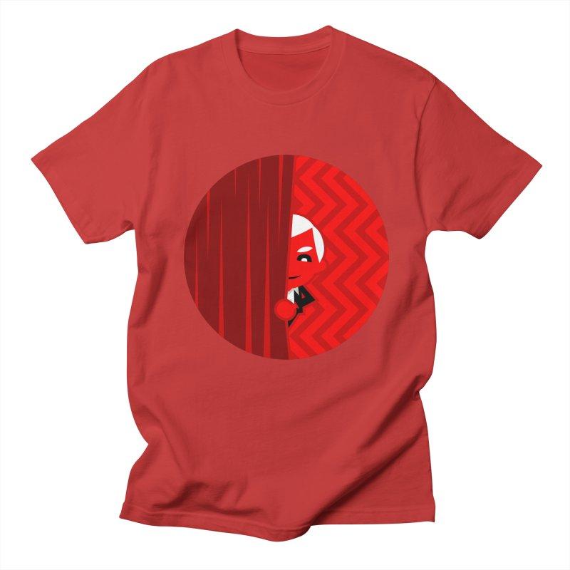 Twin Peaks. Men's T-Shirt by luisd's Artist Shop