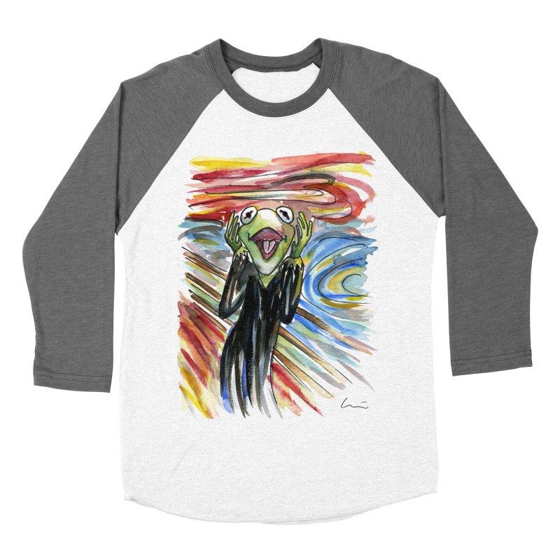 """The shout""   by luisquintano's Artist Shop"
