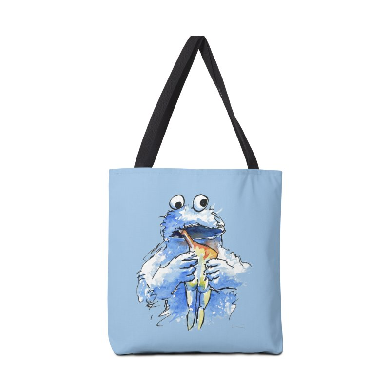 """Triky eating his offspring"" Accessories Bag by luisquintano's Artist Shop"