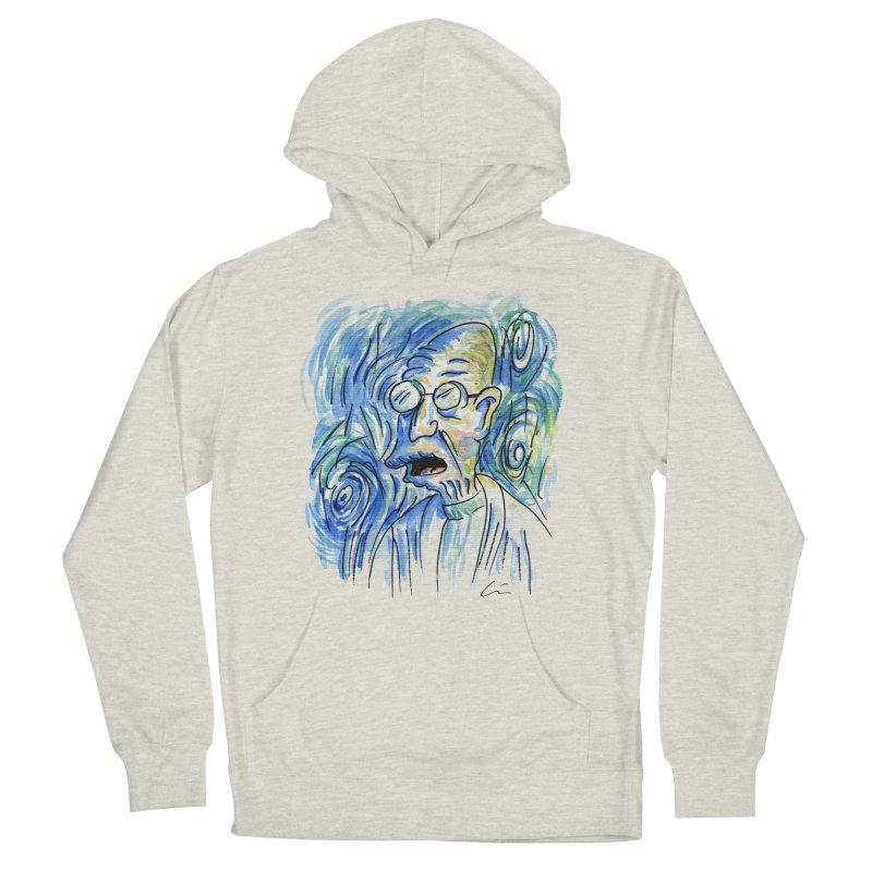 Vincent Van Hubert Men's Pullover Hoody by luisquintano's Artist Shop