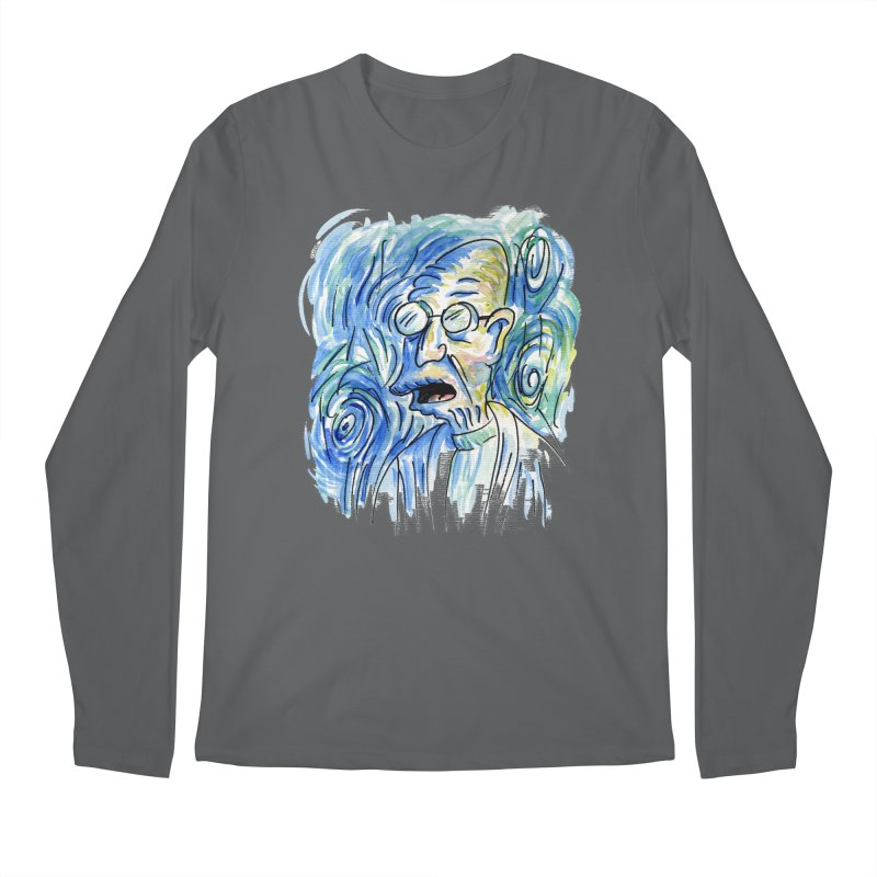 Vincent Van Hubert Men's Longsleeve T-Shirt by luisquintano's Artist Shop