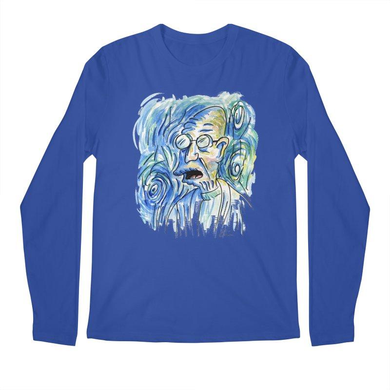 Vincent Van Hubert Men's Longsleeve T-Shirt by luisquintano's Artist Shop