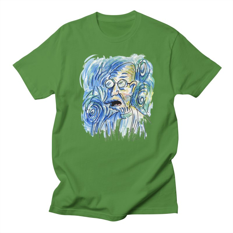 Vincent Van Hubert Women's Unisex T-Shirt by luisquintano's Artist Shop