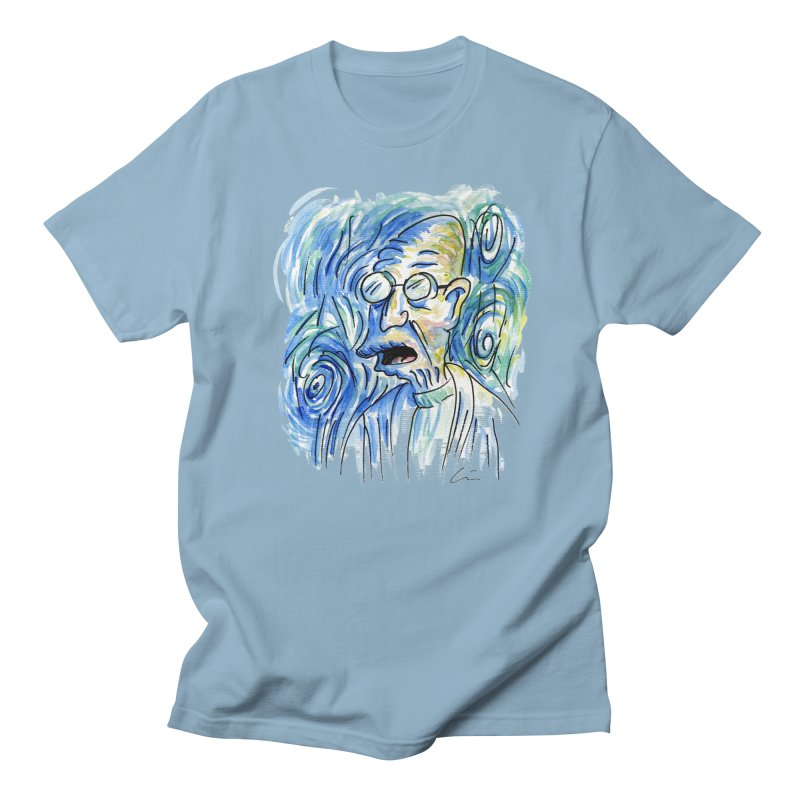 Vincent Van Hubert Men's T-Shirt by luisquintano's Artist Shop