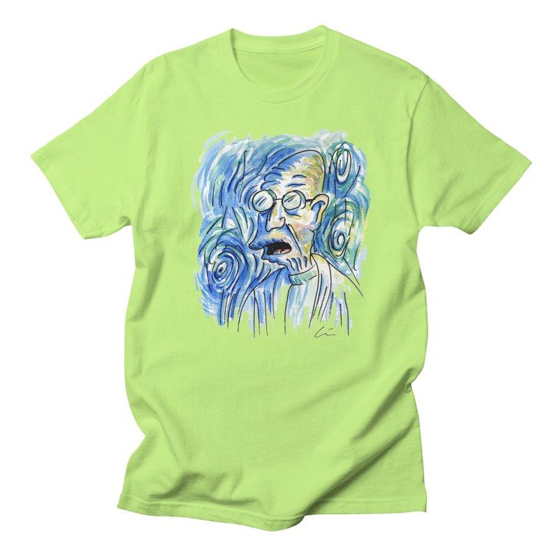 Vincent Van Hubert Men's T-Shirt by luisquintano's Artist Shop