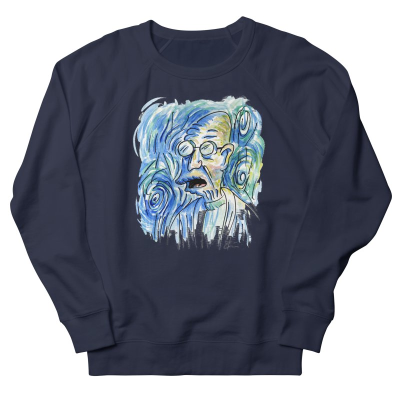 Vincent Van Hubert Women's Sweatshirt by luisquintano's Artist Shop