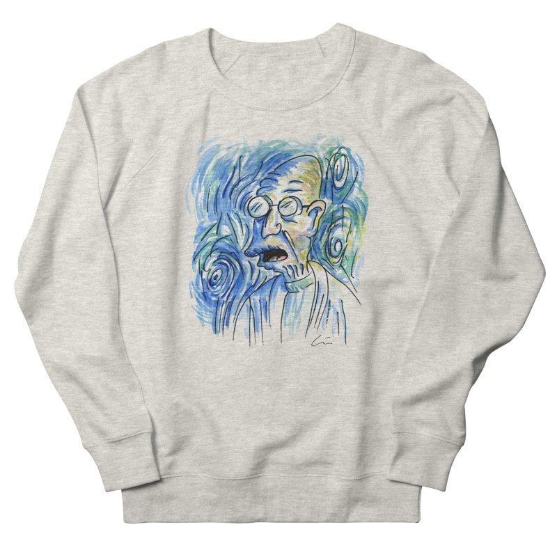 Vincent Van Hubert Men's Sweatshirt by luisquintano's Artist Shop