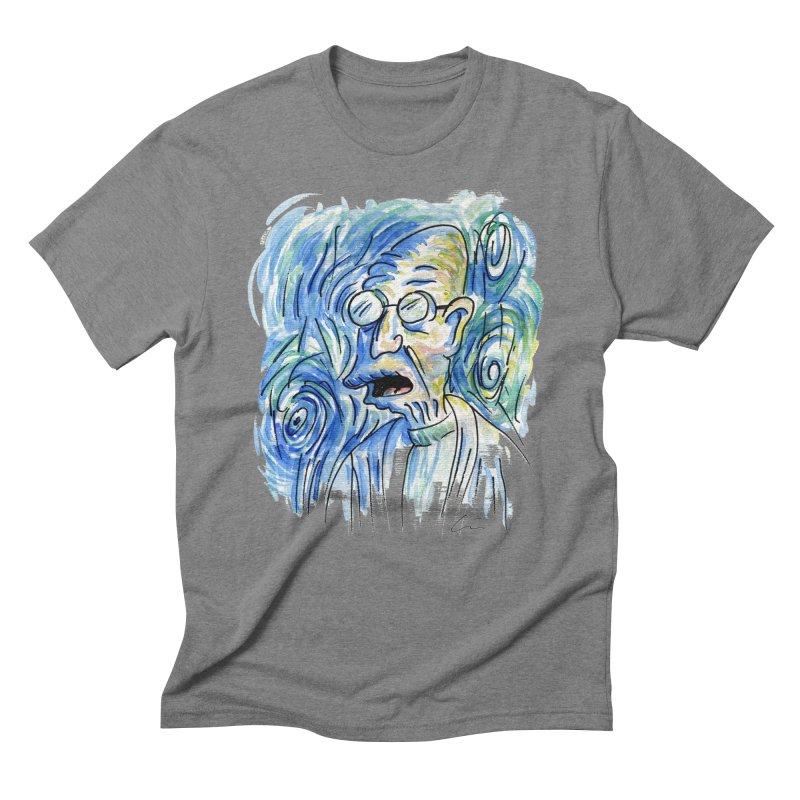 Vincent Van Hubert Men's Triblend T-shirt by luisquintano's Artist Shop
